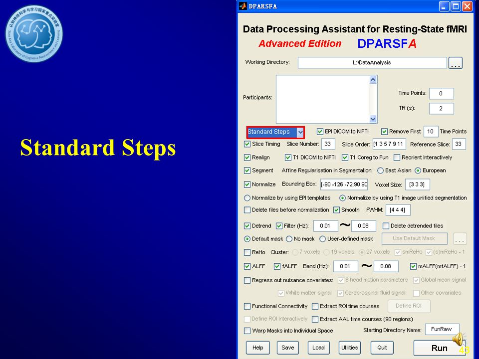 Standard Steps 43