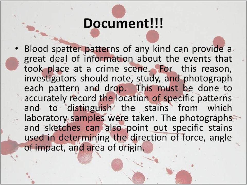 Document!!!