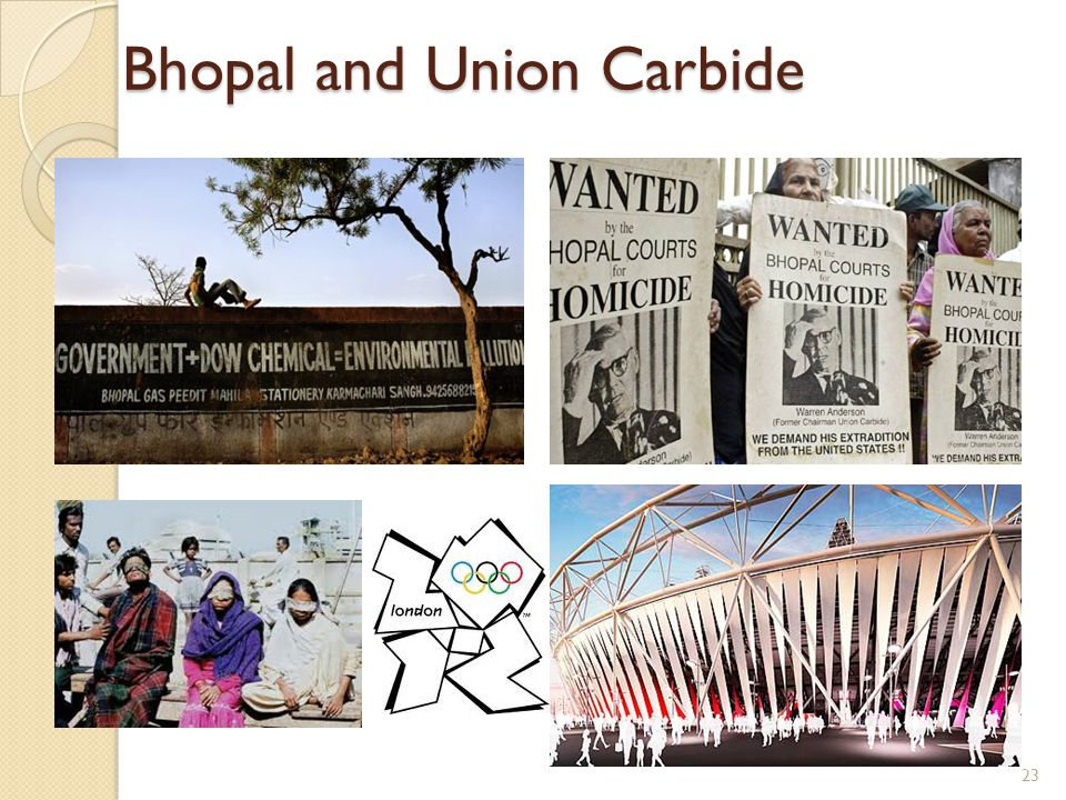 Bhopal and Union Carbide
