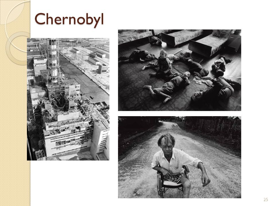 10 Deeply Unsettling Facts About The Chernobyl Disaster