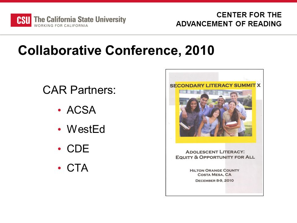 Collaborative Conference, 2010
