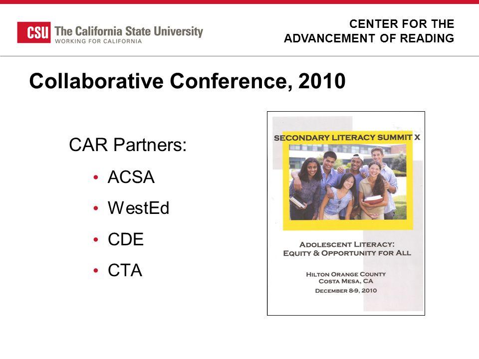 Collaborative Conference, 2010