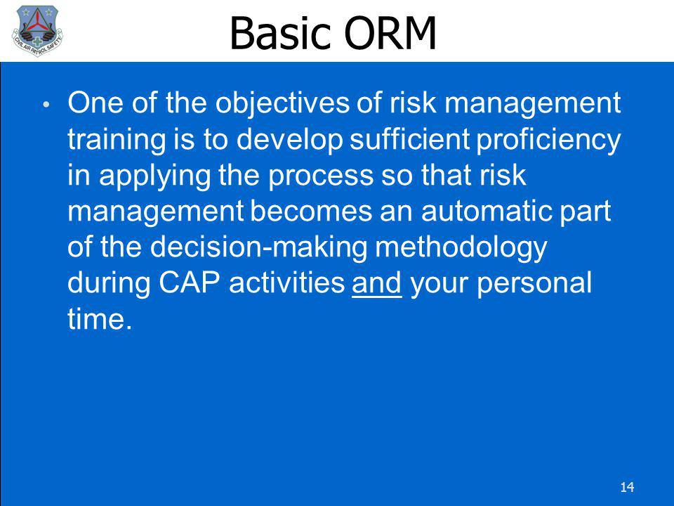 Basic ORM