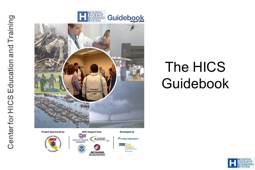 The HICS Guidebook