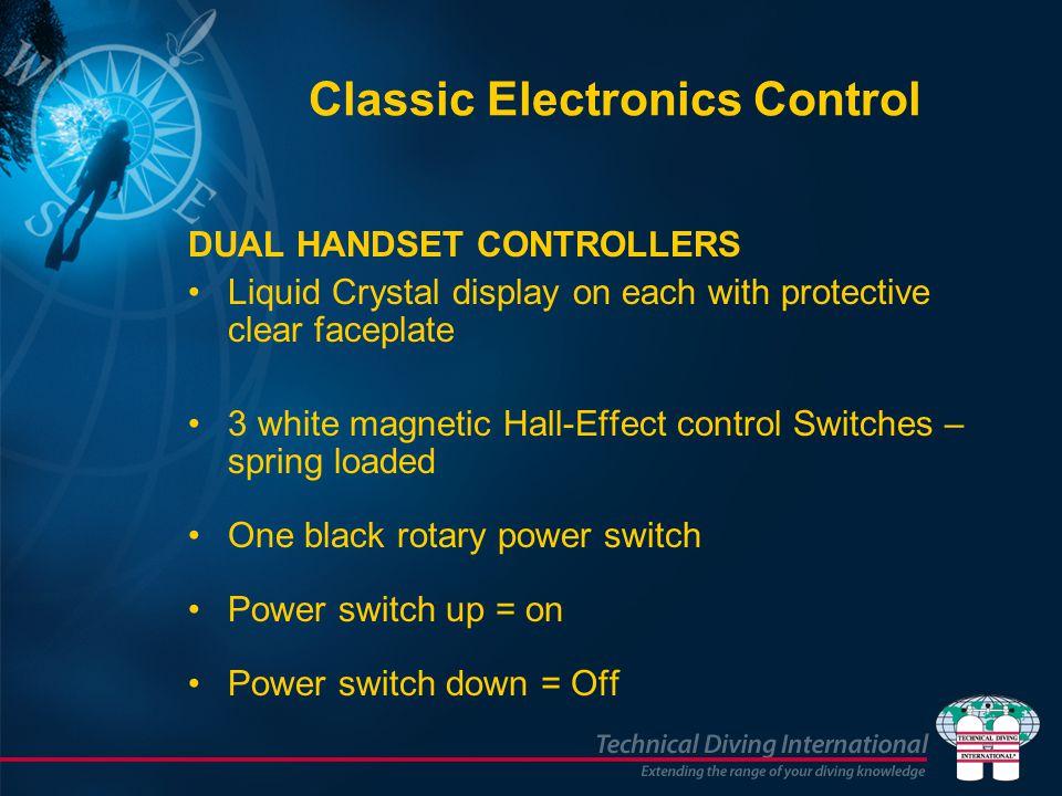 Classic Electronics Control