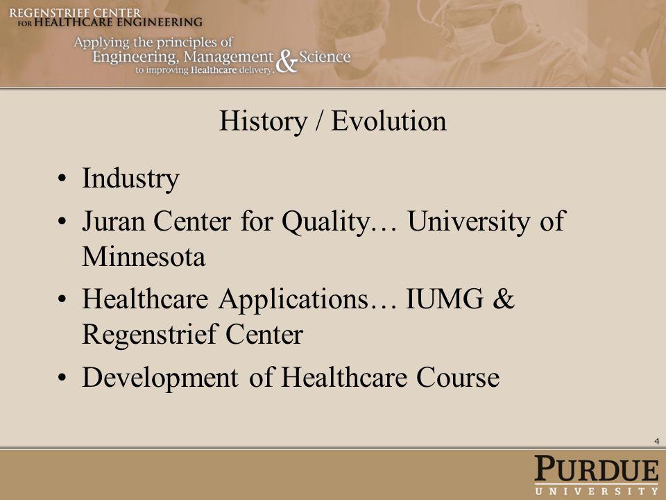 Juran Center for Quality… University of Minnesota