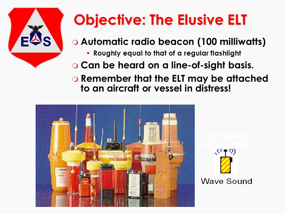 Objective: The Elusive ELT