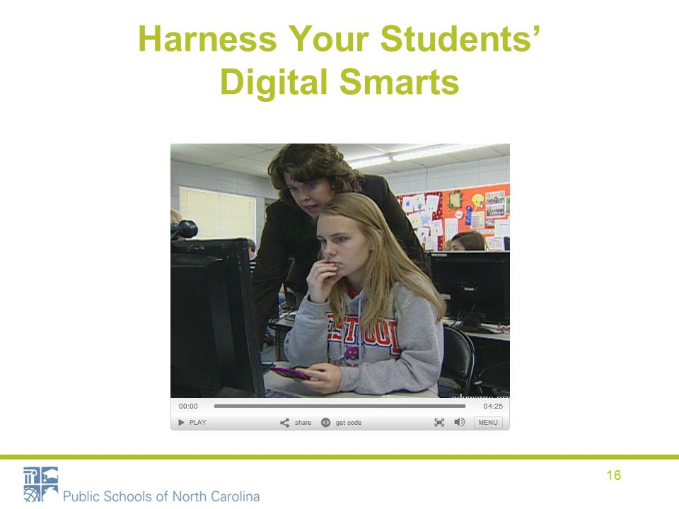 Harness Your Students' Digital Smarts