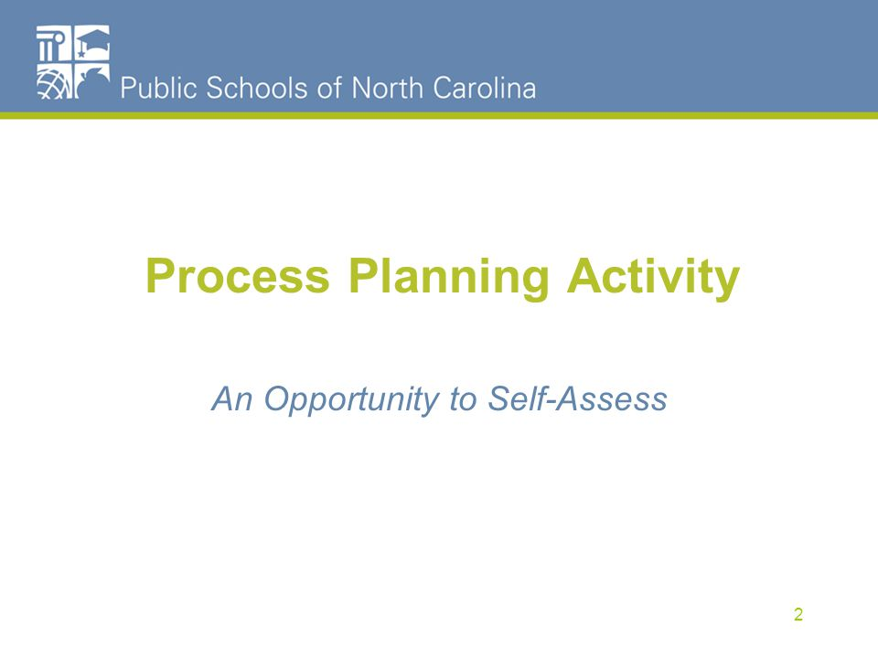 Process Planning Activity