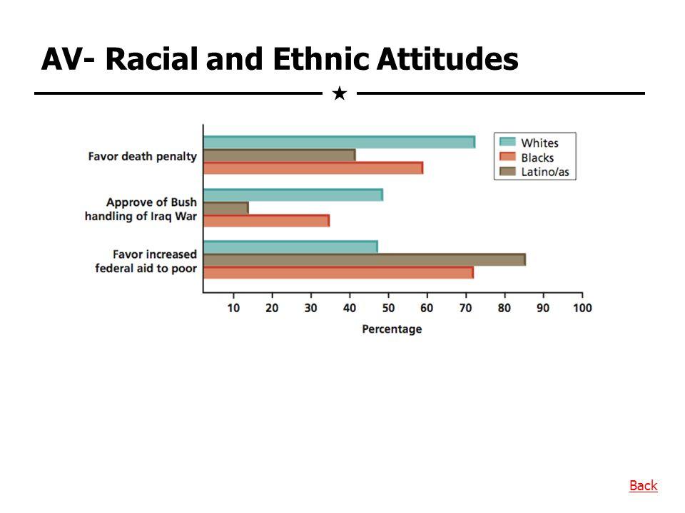 AV- Racial and Ethnic Attitudes