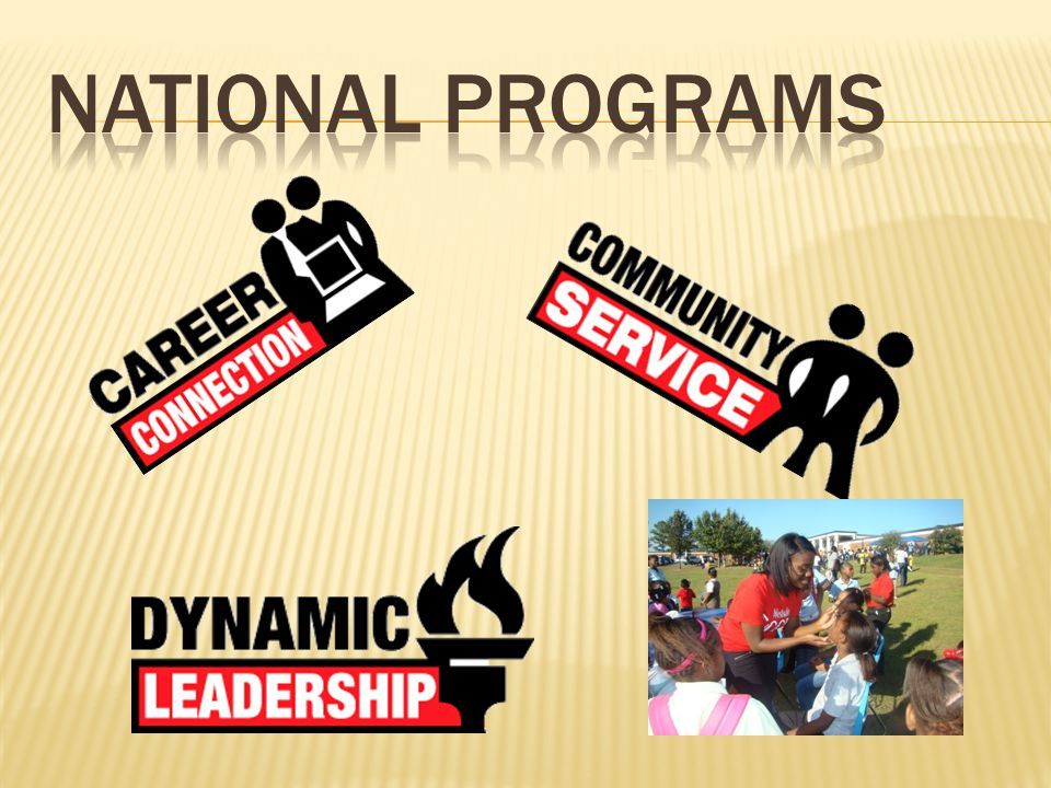National Programs