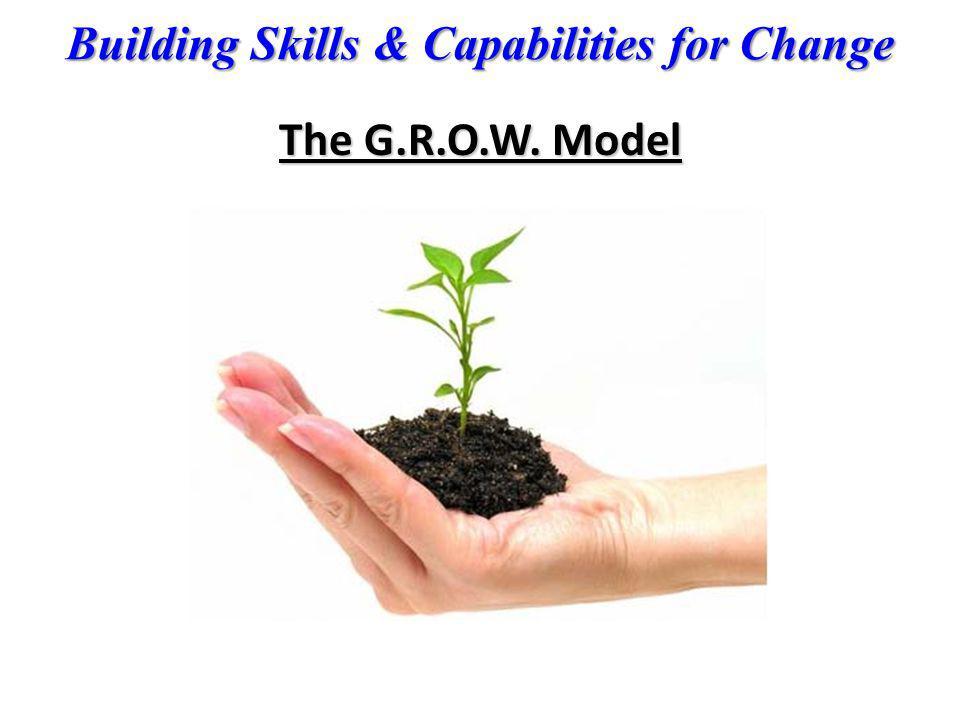 The G.R.O.W. Model