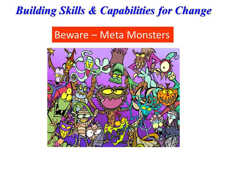 Beware – Meta Monsters