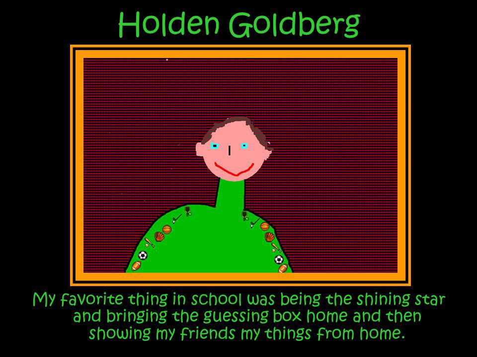 Holden Goldberg