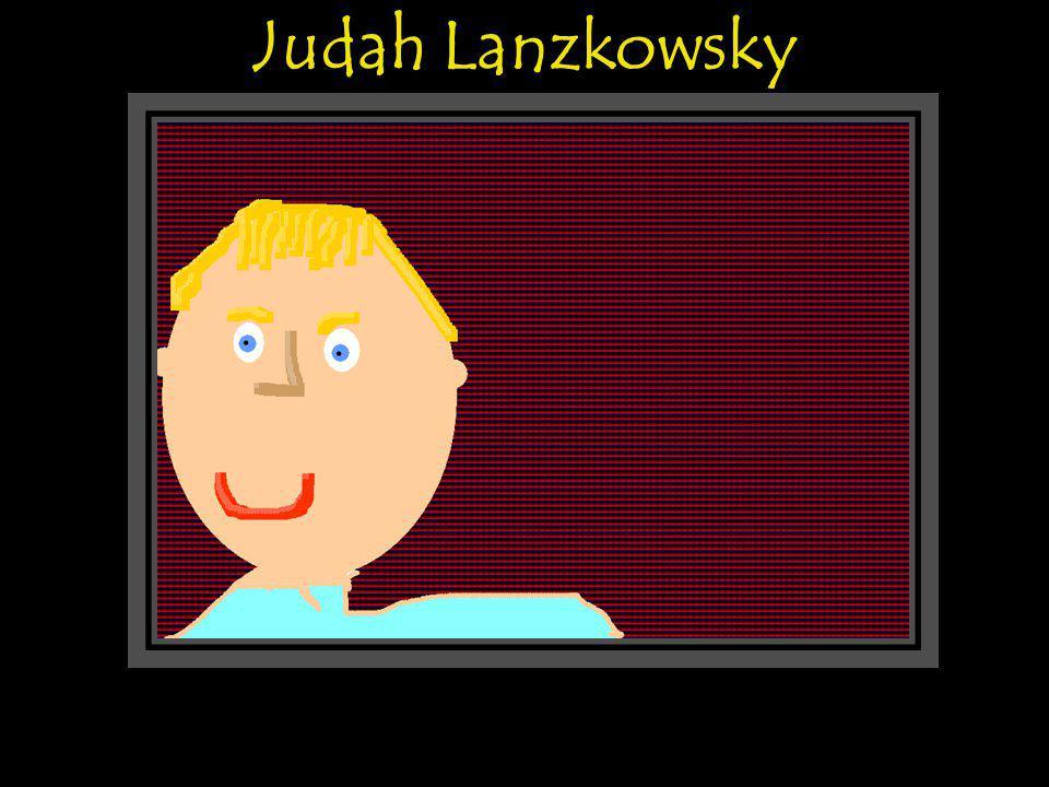 Judah Lanzkowsky