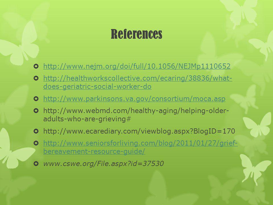 References http://www.nejm.org/doi/full/10.1056/NEJMp1110652