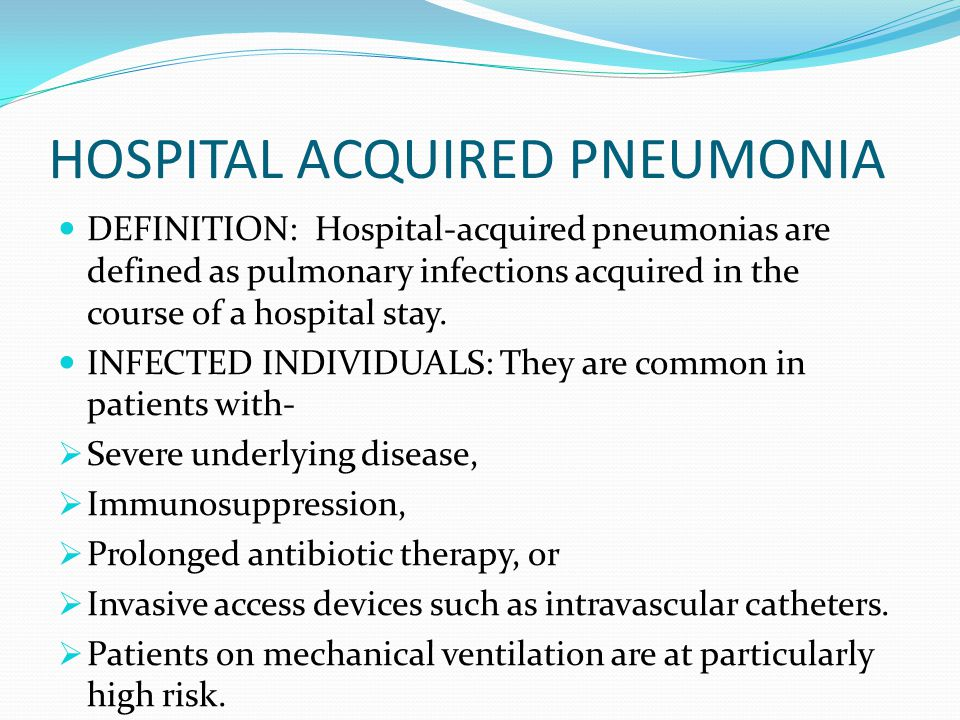pneumonia types. - ppt download, Human Body