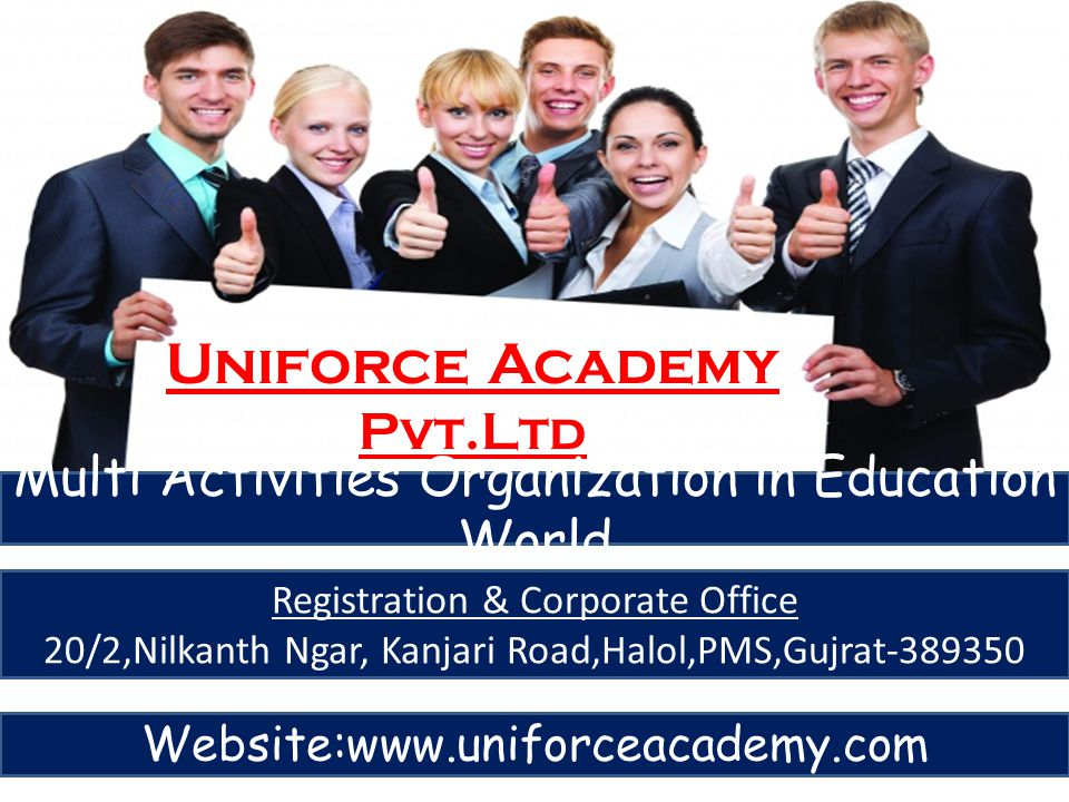 Uniforce Academy Pvt.Ltd