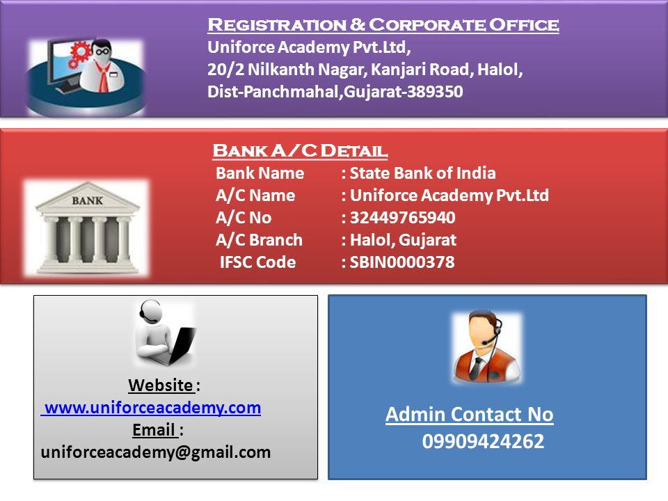 Registration & Corporate Office