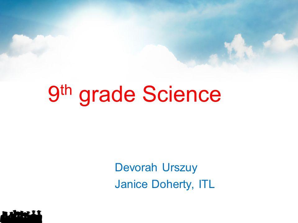 Devorah Urszuy Janice Doherty, ITL