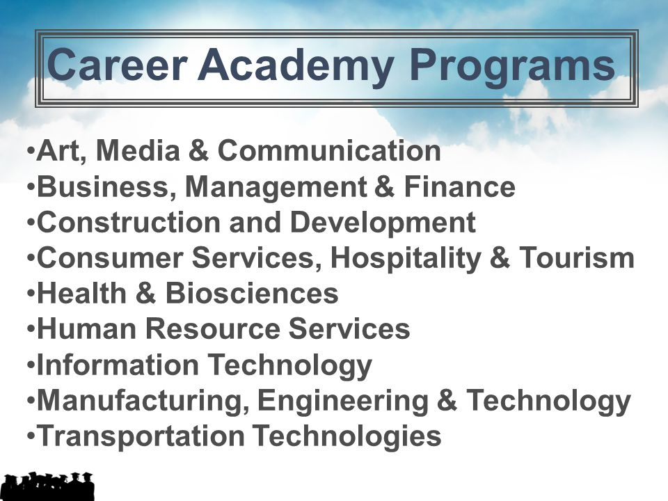 Career Academy Programs