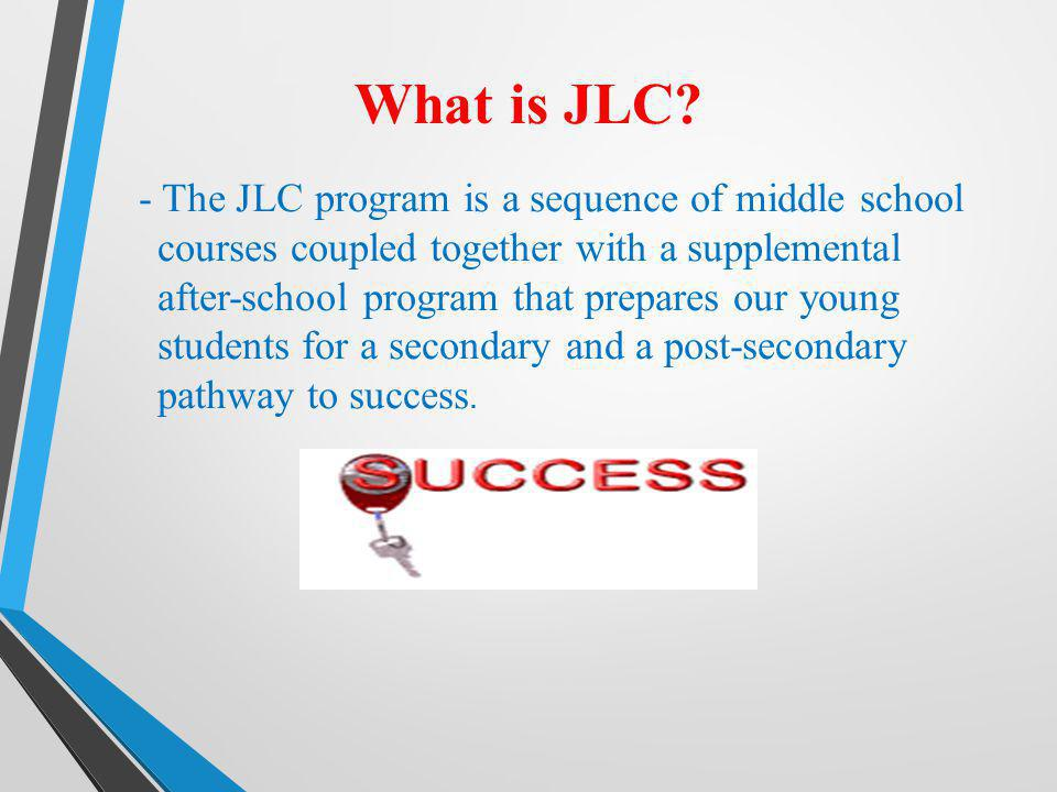 What is JLC
