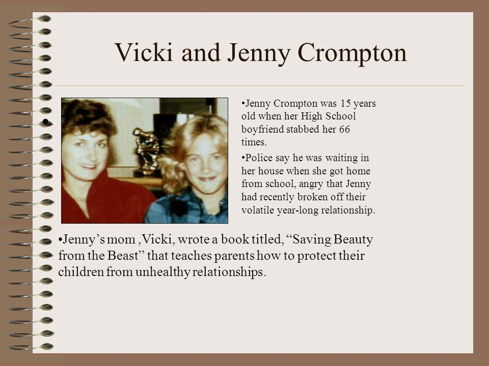 Vicki and Jenny Crompton