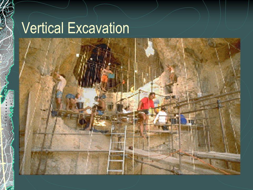 Vertical Excavation