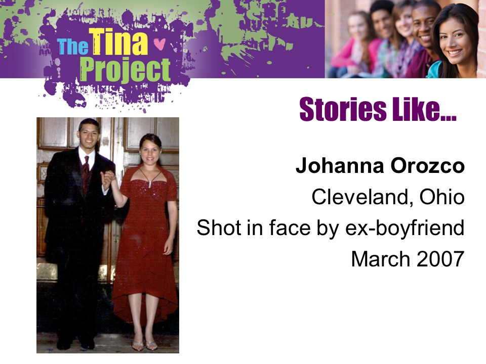 Stories Like… Johanna Orozco Cleveland, Ohio