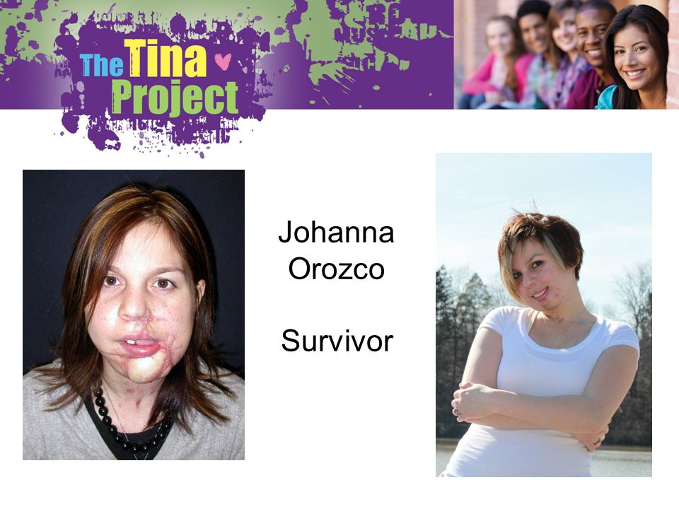 Johanna Orozco Survivor