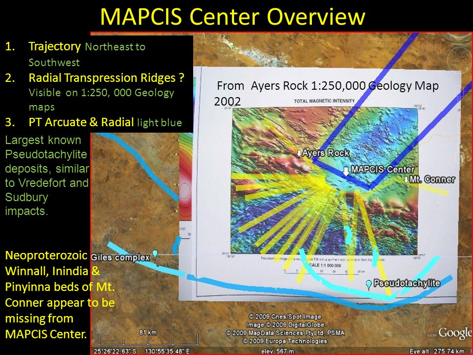 MAPCIS Center Overview