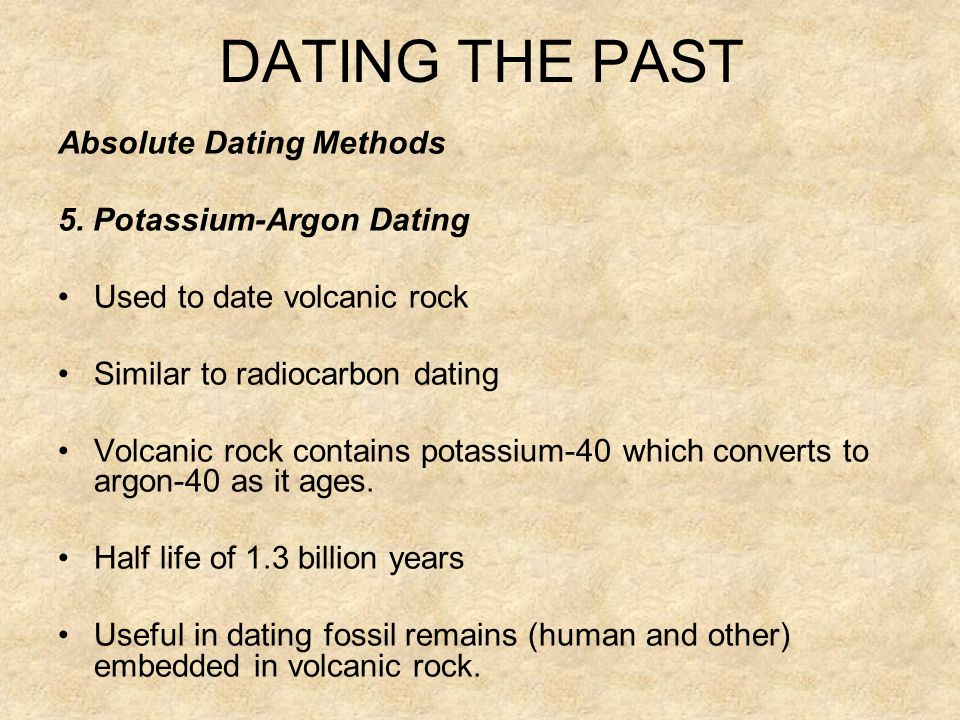 Radiocarbon dating can be used to determine the date of