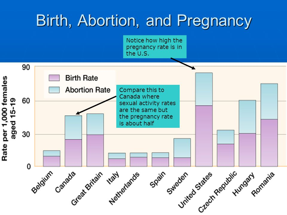 Birth, Abortion, and Pregnancy