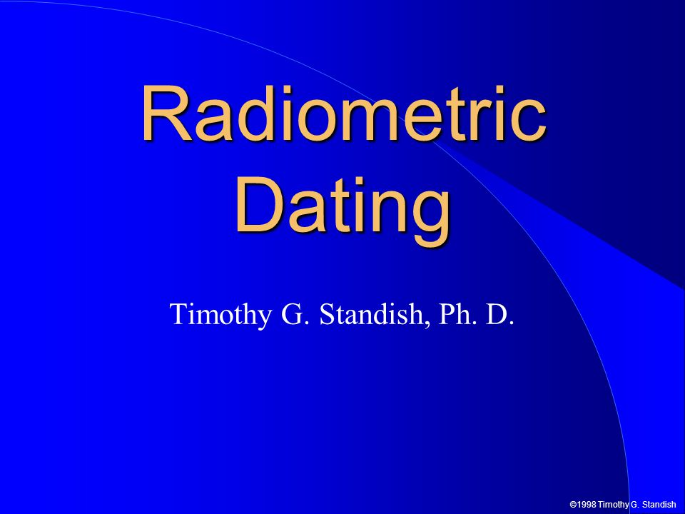 Strengths and weaknesses of radiometric dating