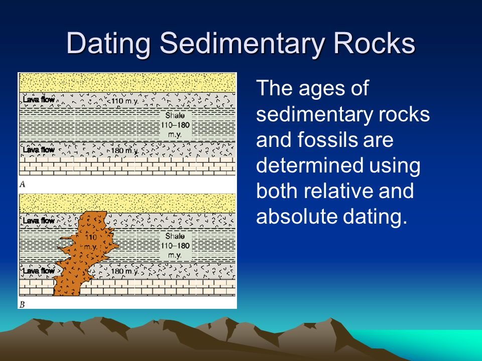 Why Can t Most Sedimentary Rocks Be Dated Radiometrically