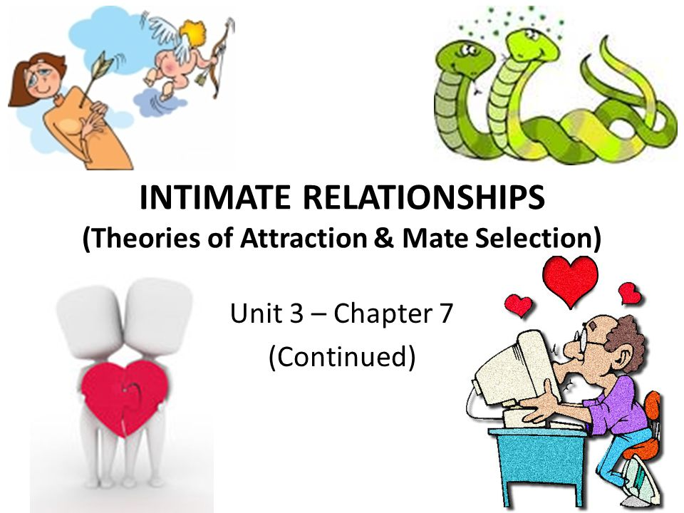 Dating attraction