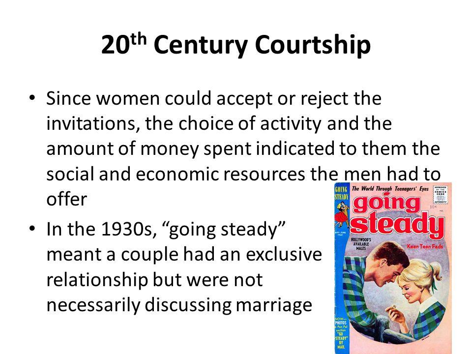 20th Century Courtship