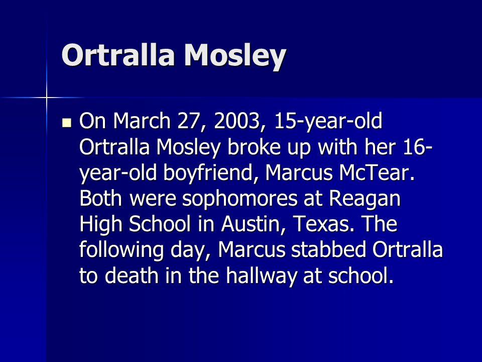 Ortralla Mosley