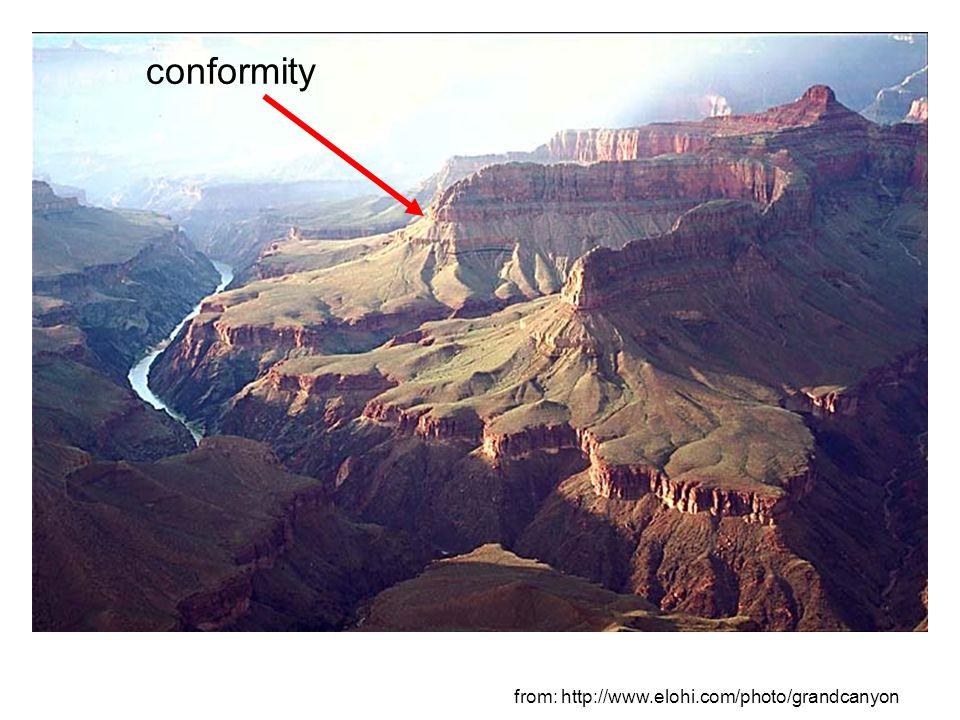 conformity from: http://www.elohi.com/photo/grandcanyon