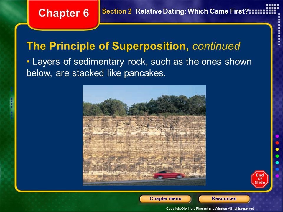 The Principle of Superposition, continued