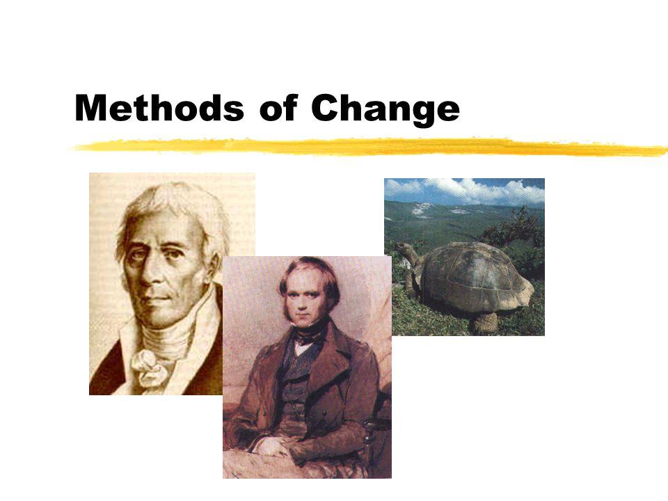 Methods of Change