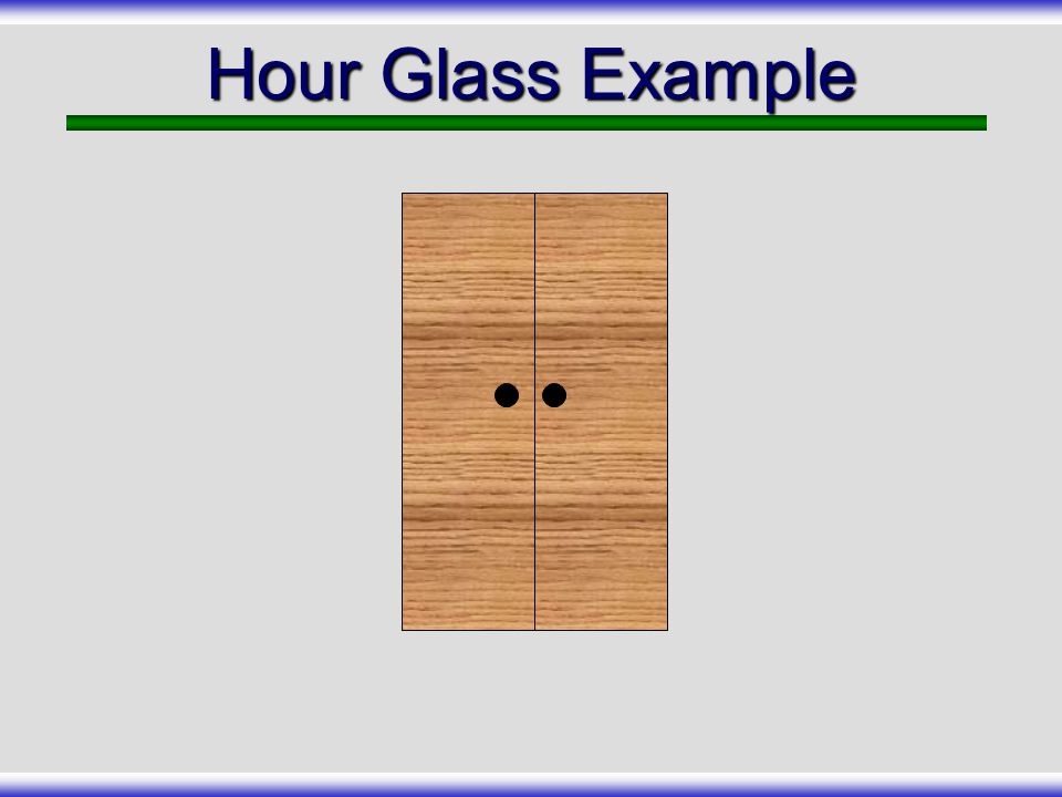 Hour Glass Example