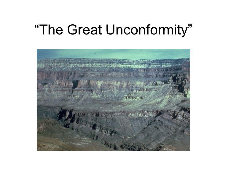 The Great Unconformity