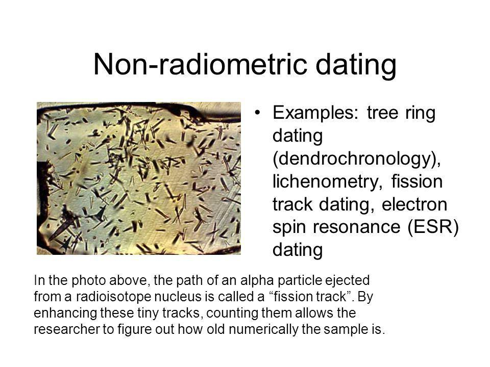 radiometric age dating examples of problem