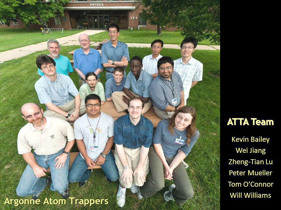 ATTA Team Argonne Atom Trappers
