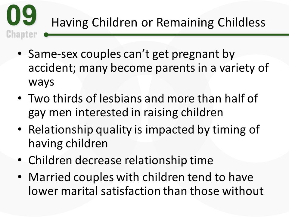 Having Children or Remaining Childless