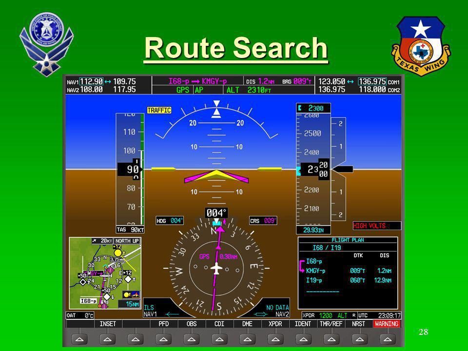 Route Search