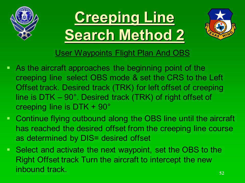 Creeping Line Search Method 2