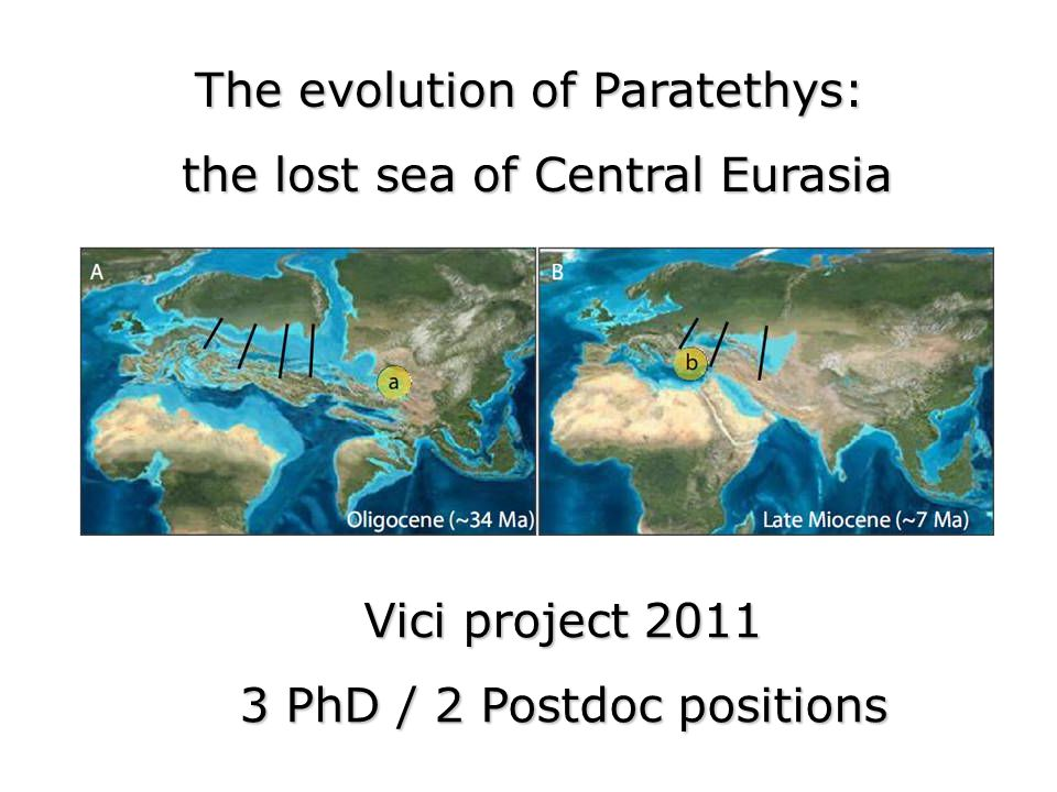 The evolution of Paratethys: the lost sea of Central Eurasia