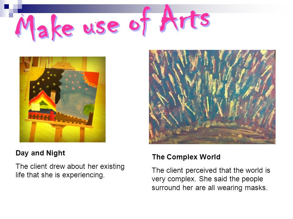 Make use of Arts Day and Night
